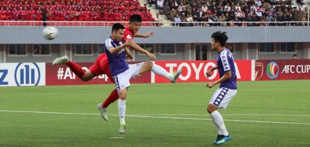 HLV Chu Dinh Nghiem tiec nuoi vi Ha Noi FC phai dung buoc o AFC Cup hinh anh 1