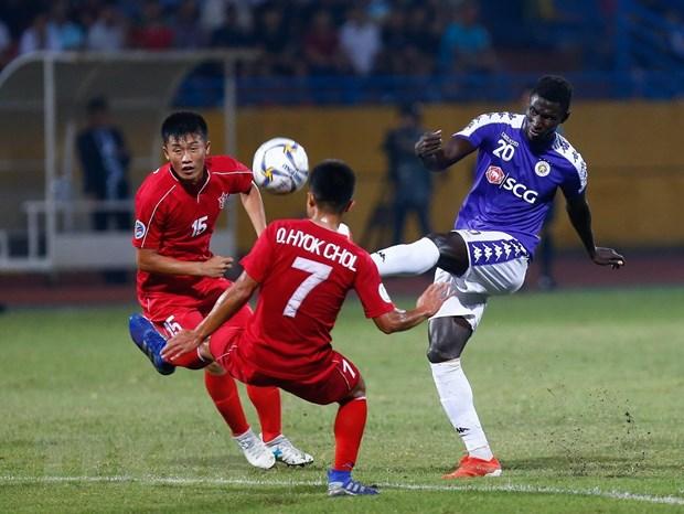 Ha Noi FC dung buoc dang tiec tai dau truong AFC Cup 2019 hinh anh 6