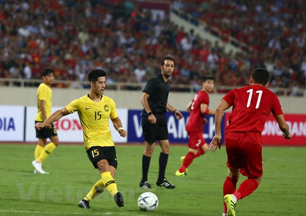 Quang Hai ha guc Malaysia, doi tuyen Viet Nam leo len nhi bang hinh anh 8