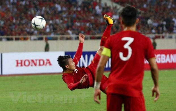 Quang Hai ha guc Malaysia, doi tuyen Viet Nam leo len nhi bang hinh anh 7