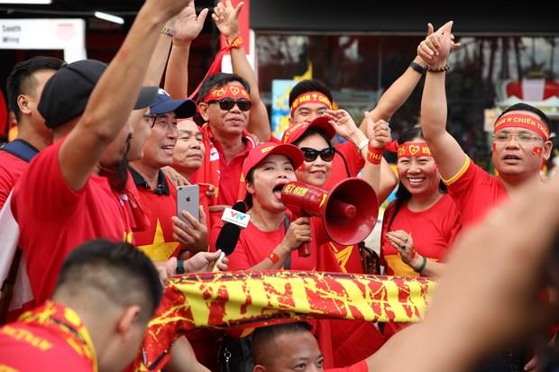Đội tuyển Việt Nam thắng tưng bừng 3-1 ngay trên sân Indonesia - 5