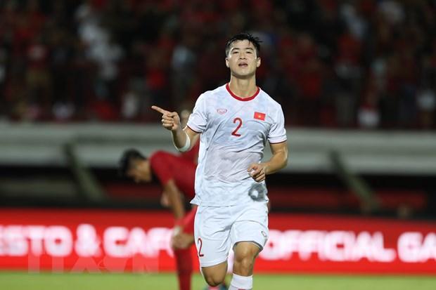 Đội tuyển Việt Nam thắng tưng bừng 3-1 ngay trên sân Indonesia - 1