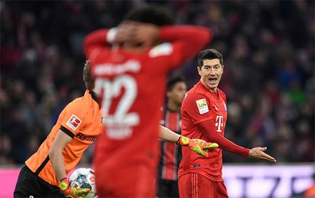Bayern 'ngo ngang' voi that bai dau tien duoi thoi Hansi Flick hinh anh 2