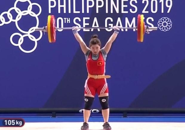 SEA Games 30: Doan Viet Nam da gianh duoc 23 HCV sau 3 ngay thi dau hinh anh 2