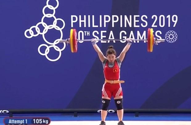 SEA Games 30: Doan Viet Nam da gianh duoc 23 HCV sau 3 ngay thi dau hinh anh 4