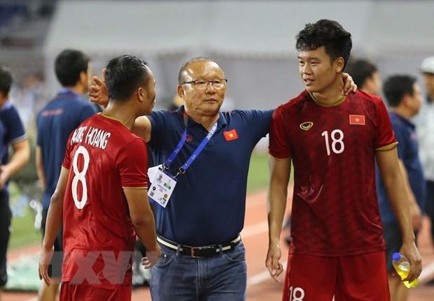 HLV Park Hang-seo danh su ton trong dac biet cho U22 Campuchia hinh anh 1