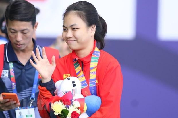 SEA Games 30: Doan The thao Viet Nam da co 38 huy chuong Vang hinh anh 4