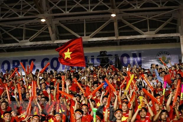 Đức Chinh tỏa sáng đưa U22 Việt Nam vào chung kết SEA Games 30 - 10