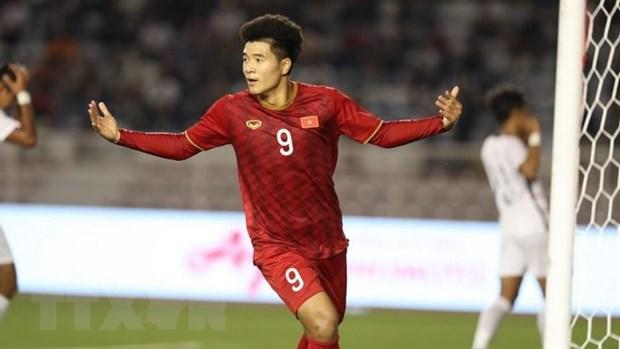 Đức Chinh tỏa sáng đưa U22 Việt Nam vào chung kết SEA Games 30 - 3