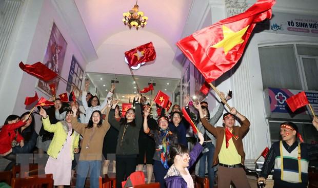 Đức Chinh tỏa sáng đưa U22 Việt Nam vào chung kết SEA Games 30 - 1