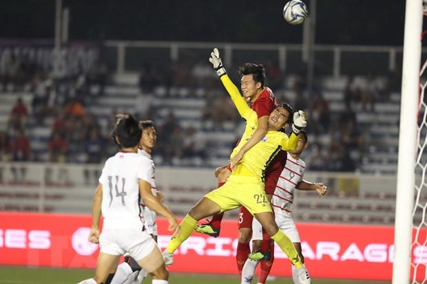 Đức Chinh tỏa sáng đưa U22 Việt Nam vào chung kết SEA Games 30 - 8