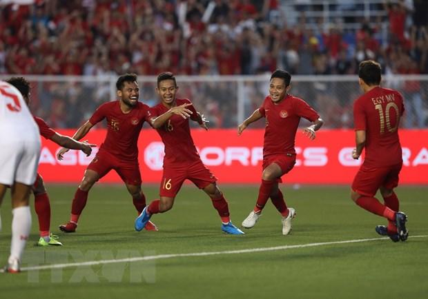 U22 Indonesia vào chung kết sau 120 phút kịch tính trước U22 Myanmar - 1