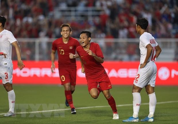 U22 Indonesia vào chung kết sau 120 phút kịch tính trước U22 Myanmar - 7