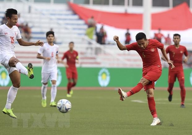 U22 Indonesia vào chung kết sau 120 phút kịch tính trước U22 Myanmar - 3