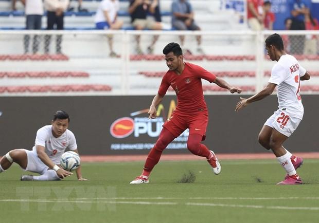 U22 Indonesia vào chung kết sau 120 phút kịch tính trước U22 Myanmar - 9
