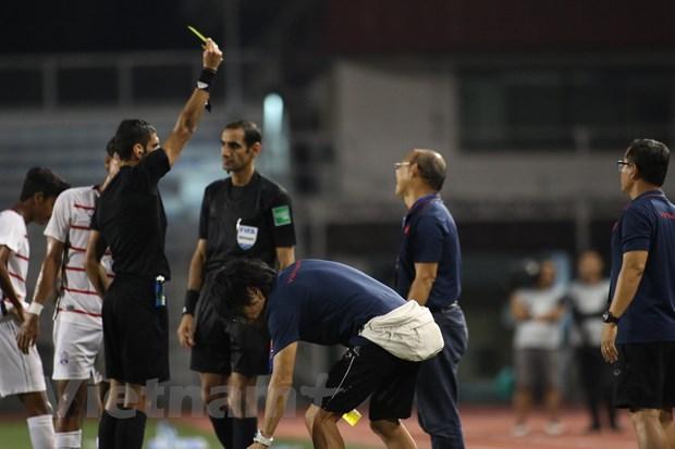 Đức Chinh tỏa sáng đưa U22 Việt Nam vào chung kết SEA Games 30 - 6