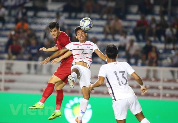 Đức Chinh tỏa sáng đưa U22 Việt Nam vào chung kết SEA Games 30 - 4