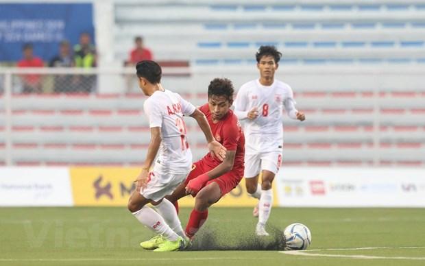 U22 Indonesia vào chung kết sau 120 phút kịch tính trước U22 Myanmar - 8