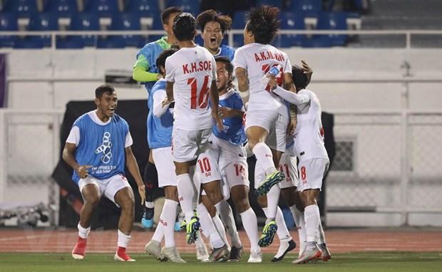 U22 Indonesia vào chung kết sau 120 phút kịch tính trước U22 Myanmar - 4