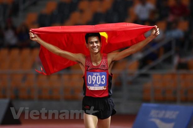 SEA Games 30: Tuyen bong da nu dua doan Viet Nam tro lai top 2 hinh anh 5