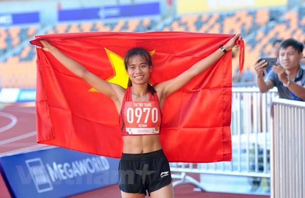 SEA Games 30: Tuyen bong da nu dua doan Viet Nam tro lai top 2 hinh anh 15
