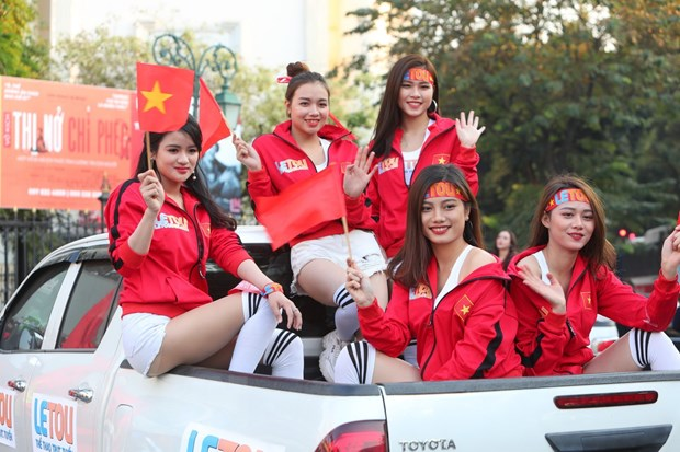 U22 Viet Nam gianh tam huy chuong Vang lich su tai SEA Games hinh anh 5