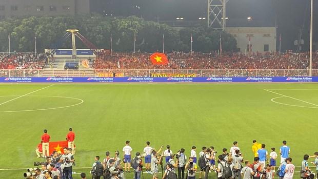 U22 Viet Nam gianh tam huy chuong Vang lich su tai SEA Games hinh anh 11
