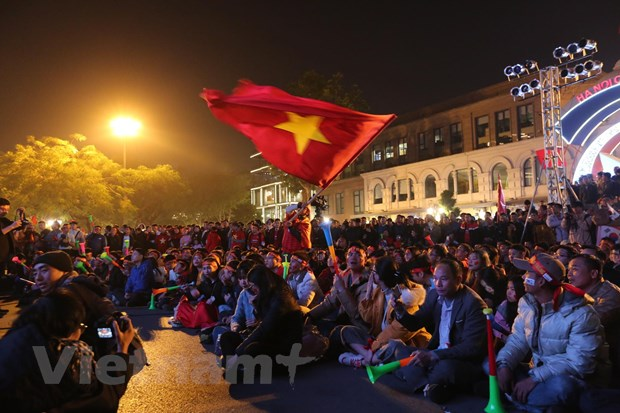 U22 Viet Nam gianh tam huy chuong Vang lich su tai SEA Games hinh anh 15