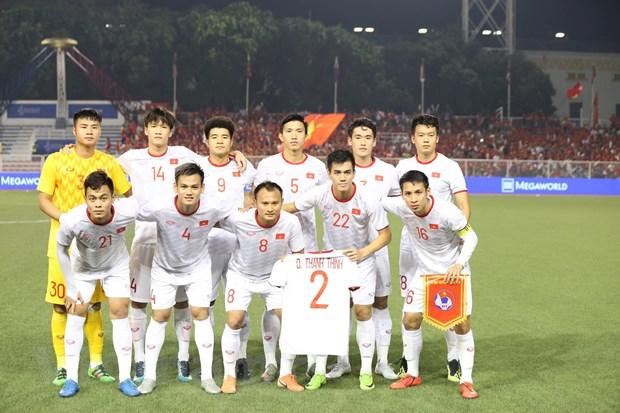 U22 Viet Nam gianh tam huy chuong Vang lich su tai SEA Games hinh anh 12
