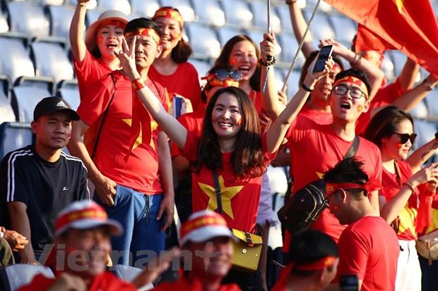 VCK U23 châu Á 2020: Đội tuyển U23 Việt Nam - U23 UAE: 0-0 - 6
