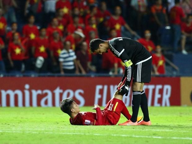 VCK U23 châu Á 2020: Đội tuyển U23 Việt Nam - U23 UAE: 0-0 - 1