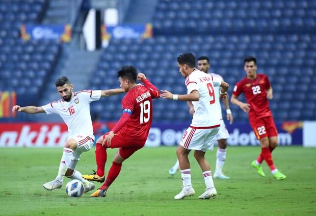 VCK U23 châu Á 2020: Đội tuyển U23 Việt Nam - U23 UAE: 0-0 - 5