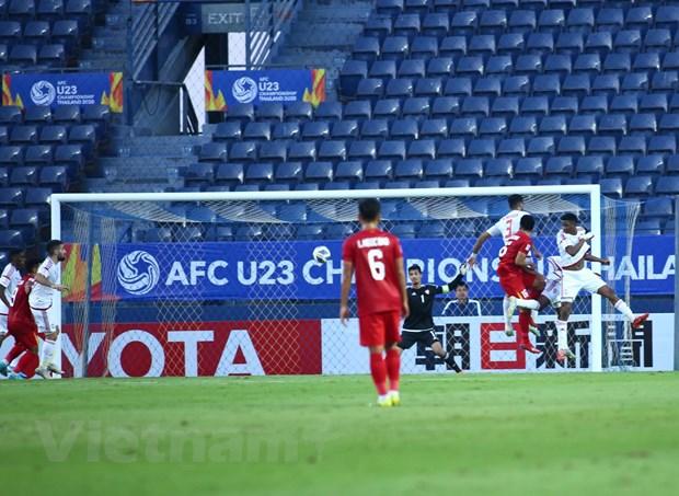 VCK U23 châu Á 2020: Đội tuyển U23 Việt Nam - U23 UAE: 0-0 - 4