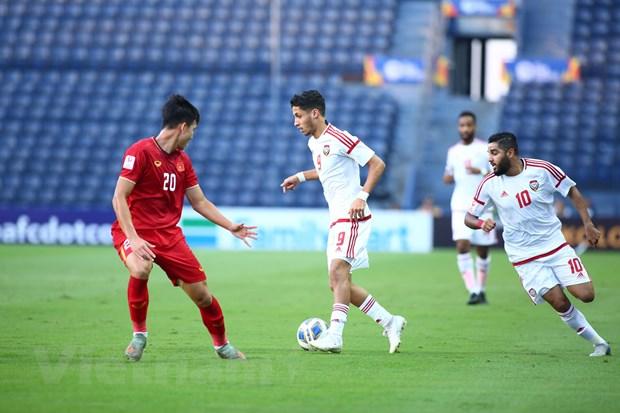 VCK U23 châu Á 2020: Đội tuyển U23 Việt Nam - U23 UAE: 0-0 - 3