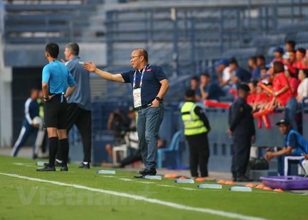 VCK U23 châu Á 2020: Đội tuyển U23 Việt Nam - U23 UAE: 0-0 - 2