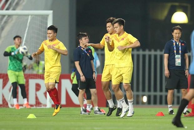 Thua nguoc Trieu Tien, U23 Viet Nam chia tay VCK U23 chau A 2020 hinh anh 6