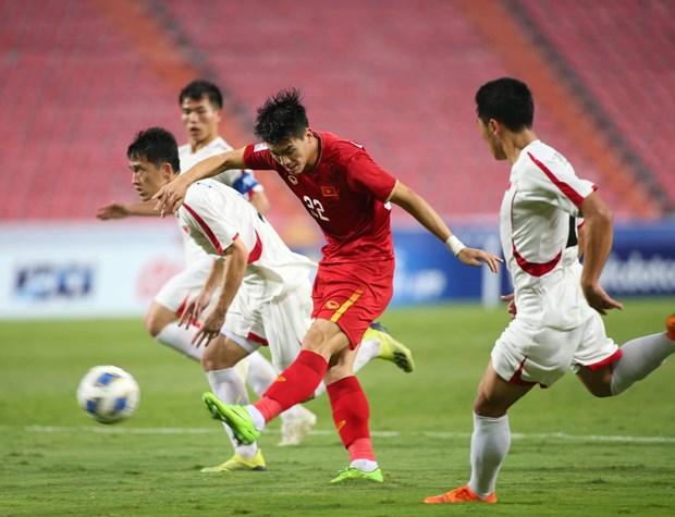 Thua nguoc Trieu Tien, U23 Viet Nam chia tay VCK U23 chau A 2020 hinh anh 16