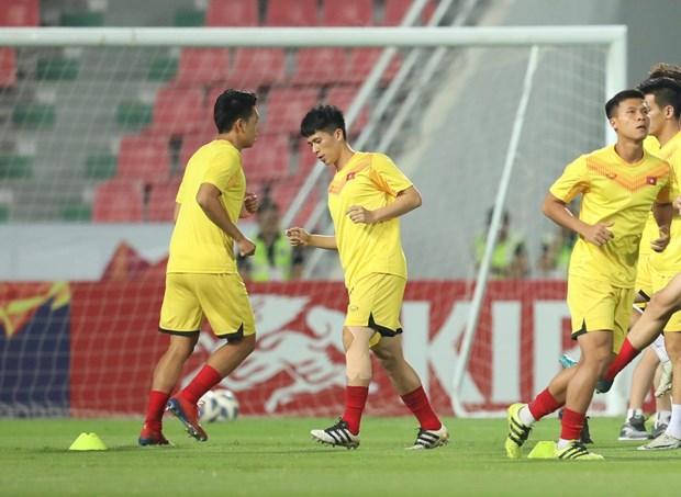 Thua nguoc Trieu Tien, U23 Viet Nam chia tay VCK U23 chau A 2020 hinh anh 5