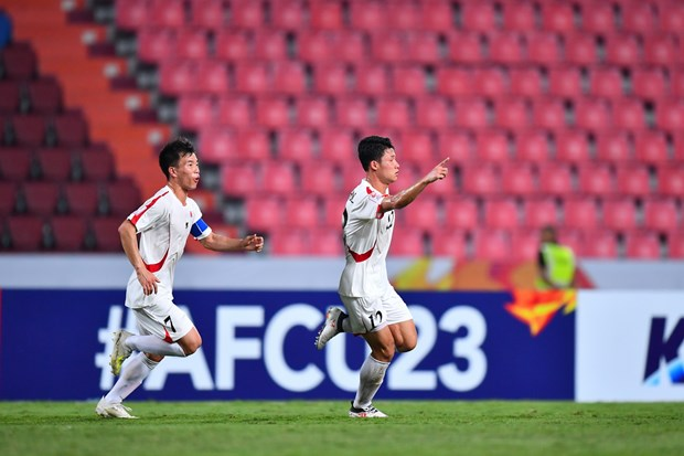 Thua nguoc Trieu Tien, U23 Viet Nam chia tay VCK U23 chau A 2020 hinh anh 15
