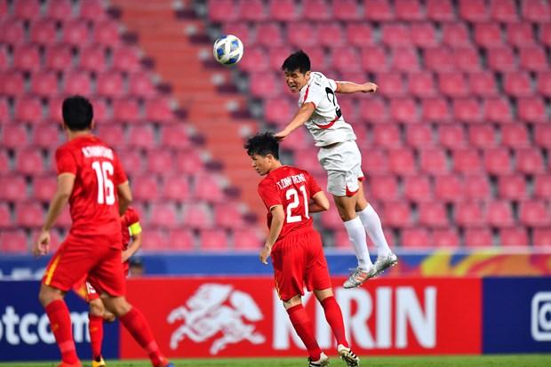 Thua nguoc Trieu Tien, U23 Viet Nam chia tay VCK U23 chau A 2020 hinh anh 8
