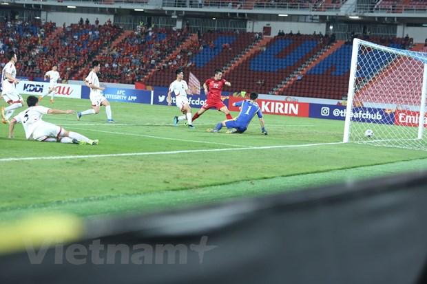 Thua nguoc Trieu Tien, U23 Viet Nam chia tay VCK U23 chau A 2020 hinh anh 9