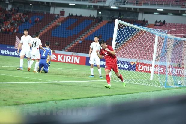 Thua nguoc Trieu Tien, U23 Viet Nam chia tay VCK U23 chau A 2020 hinh anh 10