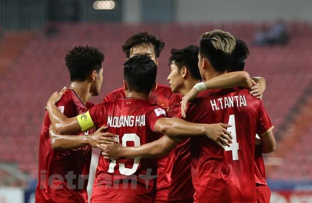 Thua nguoc Trieu Tien, U23 Viet Nam chia tay VCK U23 chau A 2020 hinh anh 12