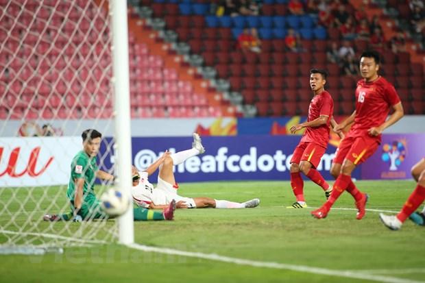 Thua nguoc Trieu Tien, U23 Viet Nam chia tay VCK U23 chau A 2020 hinh anh 7