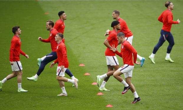 Danh bai Duc, doi tuyen Anh gianh ve vao tu ket EURO 2020 hinh anh 13