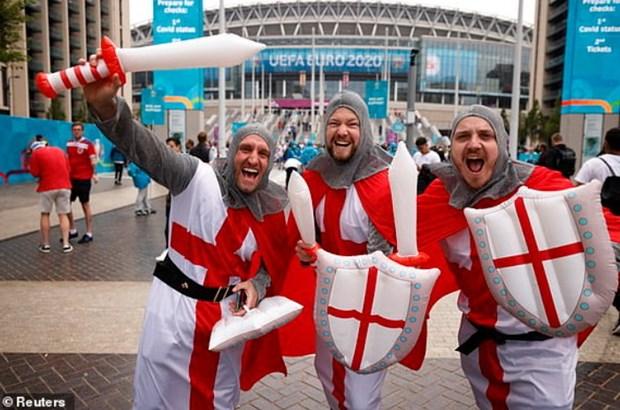 Danh bai Duc, doi tuyen Anh gianh ve vao tu ket EURO 2020 hinh anh 1
