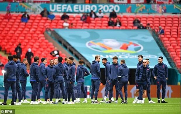 Danh bai Duc, doi tuyen Anh gianh ve vao tu ket EURO 2020 hinh anh 6
