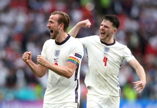 Danh bai Duc, doi tuyen Anh gianh ve vao tu ket EURO 2020 hinh anh 21
