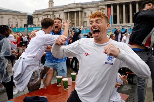 Danh bai Duc, doi tuyen Anh gianh ve vao tu ket EURO 2020 hinh anh 22