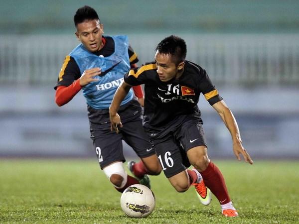 U23 Viet Nam bat ngo that bai truoc tan binh V-League hinh anh 1